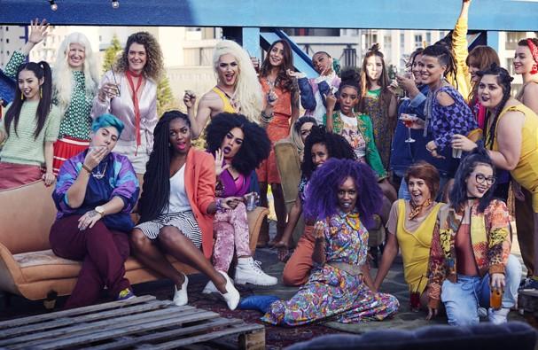 Nova Campanha da Color Trend da Avon (Foto: Divulgação)