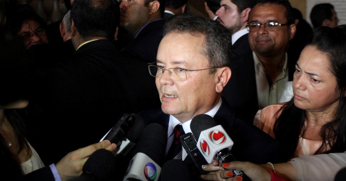 Vice de Jatene, Zequinha Marinho assume primeiro cargo no ... - Globo.com