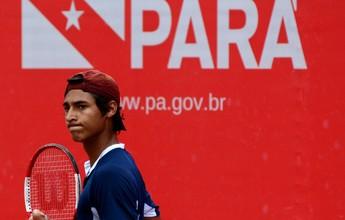 Igor Marcondes vence argentino e avança às quartas em Buenos Aires