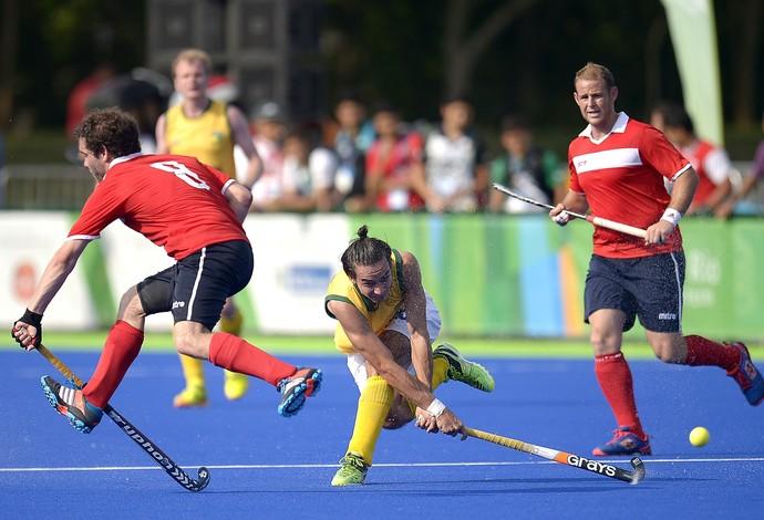 Depois de vencer o Chile pela primeira vez na história do esporte, o Brasil voltou a superar rival para conquistar o título (Foto: Alexandre Loureiro)