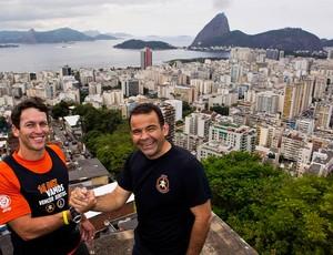 Corrida Manguinhos e Jacarezinho de Braços Abertos 2012 (Foto: Marcio Rodrigues )