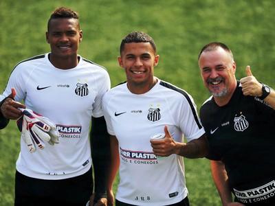 Sub-20 do Peixe estreia no Torneio de COTIF no próximo domingo (Foto: Pedro Ernesto Guerra Azevedo / Santos FC)