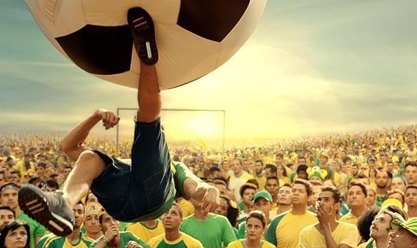TV Verdes Mares transmite partida entre Brasil x Chile (Foto: Globo/ Divulgação)