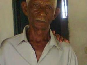 Idoso é encontrado morto no Rio Tocantins, em Ipueiras (Foto: Arquivo pessoal)