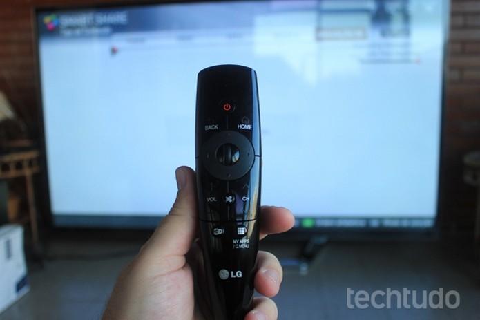 Sintonização automática de canais está em quase toda TV digital (Foto: TechTudo/Rodrigo Bastos)