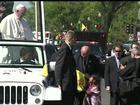Encontro de menina com Papa Francisco foi planejado há um ano