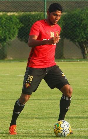 Luiz Carlos Ruiz Sport (Foto: Williams Aguiar/Sport Club do Recife)