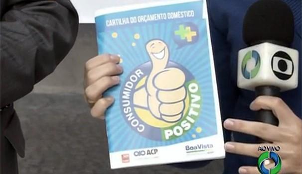 Bom Dia Paraná Acerte Suas Contas (Foto: Reprodução/RPC TV)