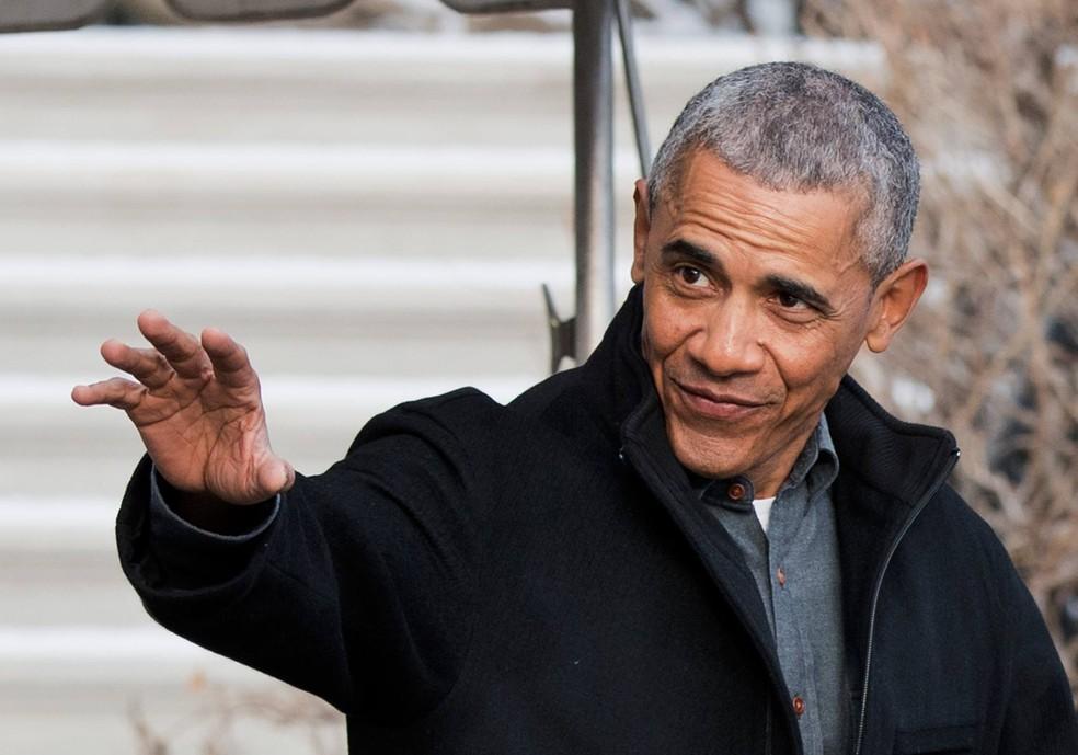Obama defendeu Acordo de Paris em artigo publicado na renomada revista 'Science' (Foto: Manuel Balce Ceneta/AP)