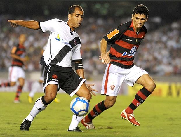 Felipe Vasco x Flamengo (Foto: Reprodução)