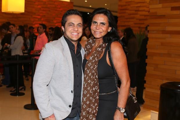 Thammy Miranda e Gretchen (Foto: Thiago Duran/AGnews)