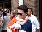 Tom Cruise explica por que ficou 100 dias sem ver Suri, diz revista