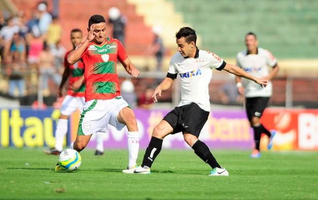 Uendel Corinthians x Portuguesa (Foto: Marcos Ribolli / Globoesporte.com)