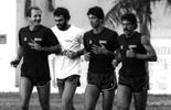"""De cobaias a """"Beatles"""": a trajetória pioneira do time de Bebeto de Freitas (Eurico Dantas / Agência OGlobo)"""