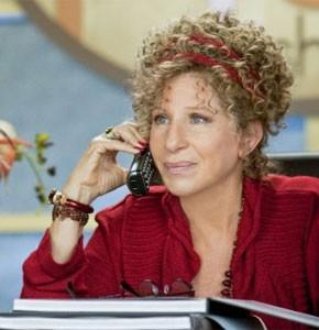 Barbra Streisand confessou que não tinha assistido ao filme inteiro (Foto: divulgação / reprodução)