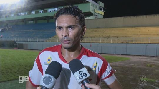 """Após empate com Galvez, artilheiro do Rio Branco diz: """"Precisamos melhorar"""""""