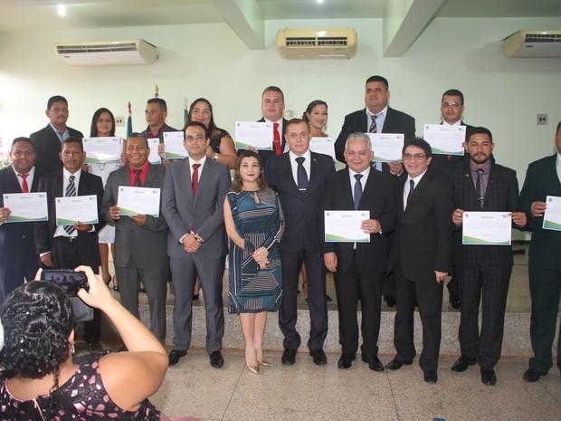 Diplomação, Pracuúba, eleições municipais 2016, Amapá, (Foto: TRE-AP/Divulgação)