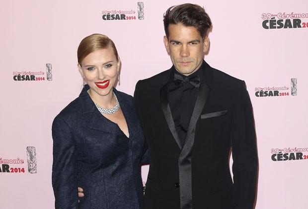 Scarlett Johansson dá à luz primeira filha