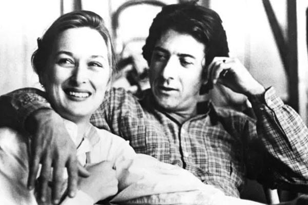 Meryl Streep e Dustin Hoffman, em Kramer vs. Kramer (1979) (Foto: Divulgação)