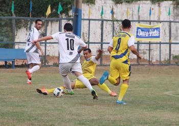 Copa Ouro de Futebol Soçaite 2016 (Foto: Gleison Gomes/Divulgação AABB Rio Branco)