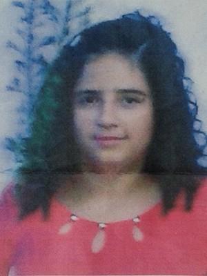 Andreyna Soares Bessa, de 11 anos, está desaparecida desde a última sexta-feira (30) (Foto: Arquivo pessoal)