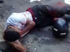 Jovem é baleado ao tentar assaltar policial no Alto da Ressurreição