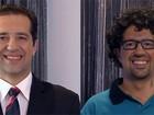 Novo 'chefe secreto' se infiltra disfarçado entre seus funcionários (Rede Globo)