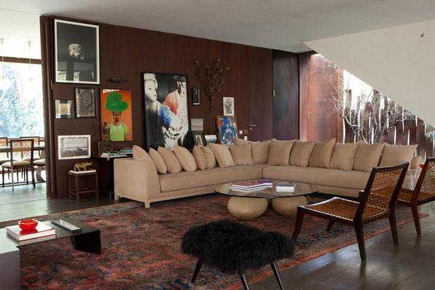 Casa com ar de 39 villa 39 italiana em s o paulo casa vogue for Casa italiana