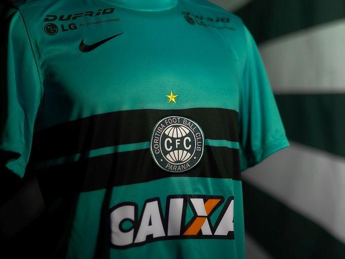 Blog Torcida Coritiba - camisa 3 temporada 2015