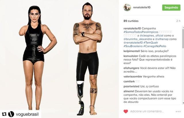 Renato Leite (Foto: Reprodução/ Instagram)