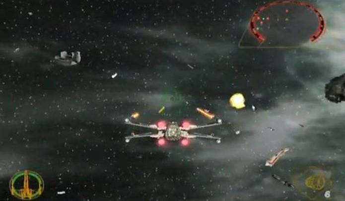 Star Wars: Rogue Squadron 2 (Foto: Reprodução)