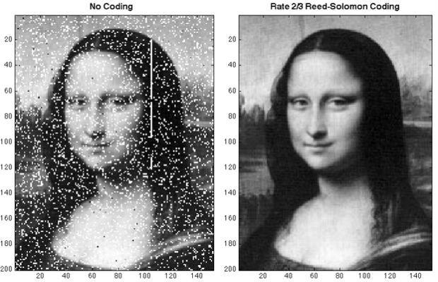 Nasa envia imagem de Mona Lisa para satélite na Lua (Foto: Divulgação/Nasa)