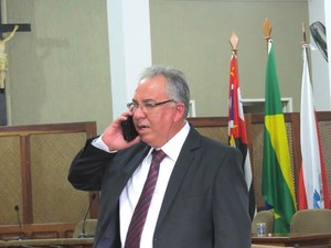 Vice prefeito de São Luiz do Paraitinga, Luiz Carlos Pião (PTB), assume neste domingo (4) (Foto: Divulgação/ José Roberto Corrêa)