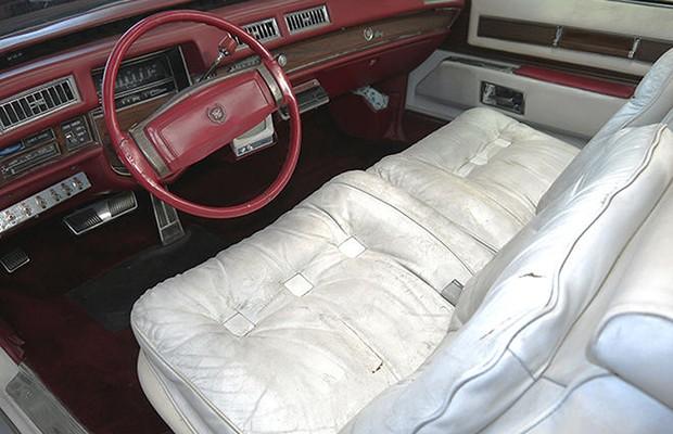 Cadillac Eldorado Biarritz 1977 customizado vai a leilão na Austrália (Foto: Reprodução)