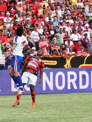 Campinense, fortaleza, copa do nordeste, amigão (Foto: Magnus Menezes / Jornal da Paraíba)