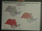 Confira as cidades com maior risco de dengue na região de Itapetininga