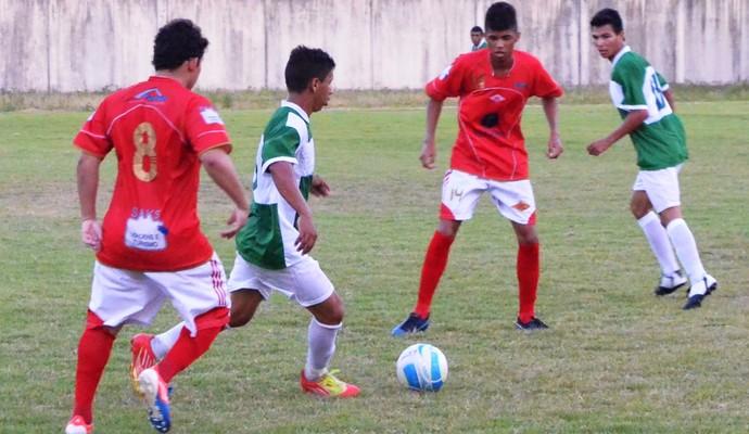 Campeonato Roraimense Sub-20 (Foto: Tércio Neto)