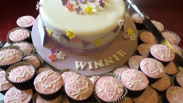 Blagden ganhou festa de aniversário na semana passada (Foto: BBC)