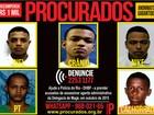 Polícia oferece R$ 1 mil por suspeitos de assassinato em Magé, RJ