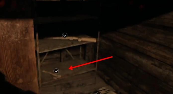 Enigma aparece já em momentos avançados da história de Resident Evil 7 (Foto: Reprodução/Felipe Demartini)
