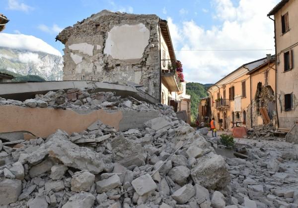 Terremoto no centro da Itália já deixou mais de 200 mortos (Foto: Getty Images)