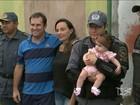 Policial salva a vida de bebê que se engasgava em São Luís