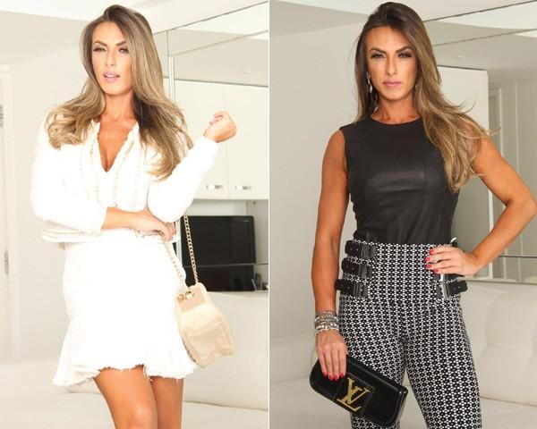 Nicole tem como referência de estilo e inspiração a atriz Grazi Massafera e a duquesa de Cambridge Kate Middleton (Foto: Gabriel Correia)