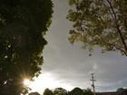Mais um dia de sol e com chuvas nesta quinta,7, em RO, prevê Sipam