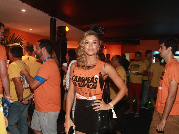 Grazi Massafera (Foto: Thyago Andrade / Brazil News)