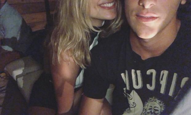 Namorados? Sasha Meneghel posta fotos com ator de malhação e levanta suspeitas