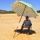 'Economizo o ano todo', diz mineiro (Juliana Borges/G1 ES)