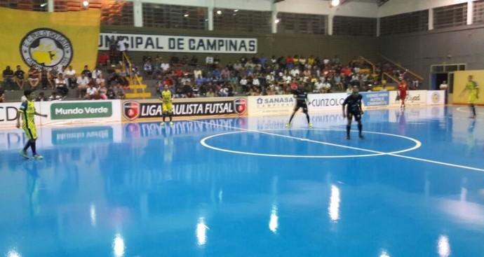 Pulo do Gato x Dracena, Dracena, Liga Paulista de Futsal, LPF (Foto: Zeca / Dracena, Divulgação)