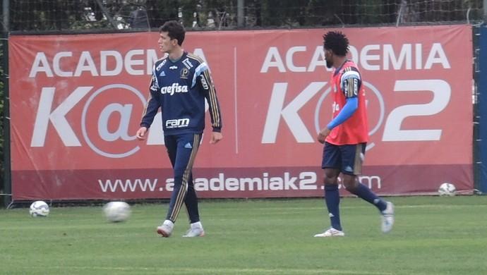 Nathan Zé Roberto Palmeiras (Foto: Felipe Zito)