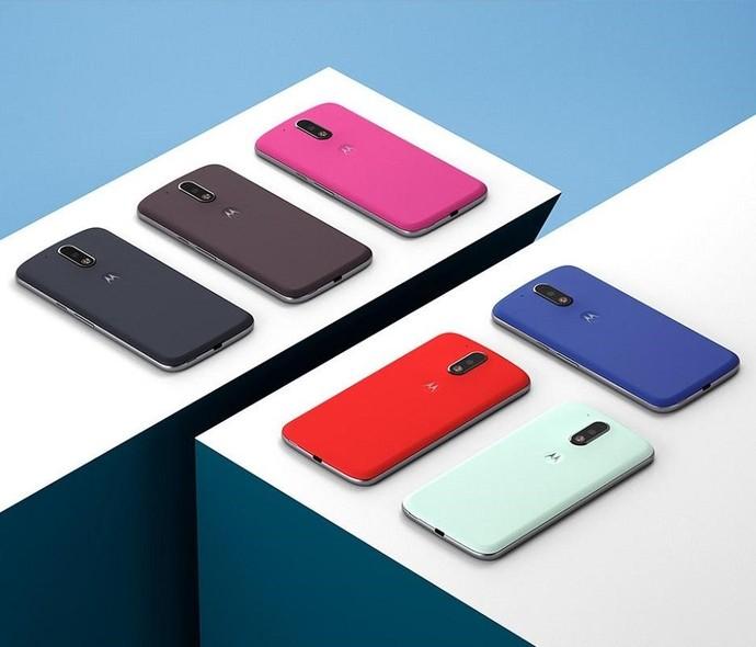 Motorola Com o Moto Maker você pode dar o seu estilo ao Moto G Plus  (Foto: Divulgação)